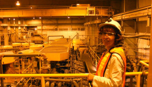 General Management – Mineral Process Plant – Aug., 2010